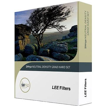 Lee Filters - SW150 ND Grad Very Hard Set (SW150NDGVHS)