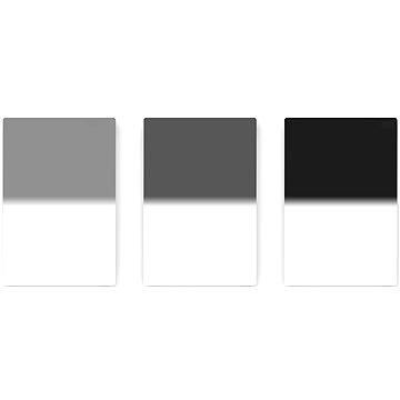 Lee Filters - ND set - sada šedá přechodová tvrdá 100x150 2mm (FHNDGHS)