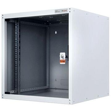 Legrand EvoLine nástěnný datový rozvaděč 20U, 600x600mm, 65kg, skleněné dveře (EVO20U6060)