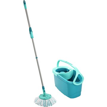 Set Clean Twist Disc Mop EVO
