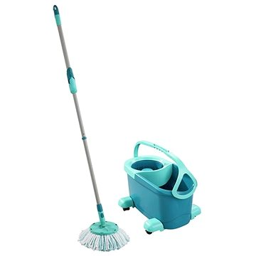 Set Clean Twist Disc Mop Mobile EVO