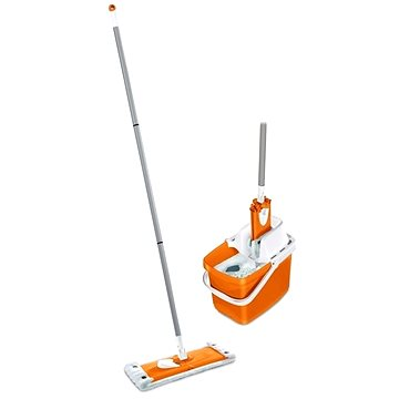 Mop Leifheit Combi Clean, oranžová 52061 (4006501520616)
