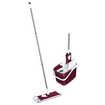 Mop Leifheit Combi Clean, vínová 52062 (4006501520623)