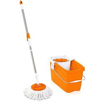 Mop Leifheit Clean Twist Mop, oranžový 52058 (4006501520586)