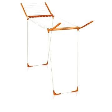 Sušák na prádlo Leifheit Pegasus 180 Maxx oranžový 81660 (4006501816603)