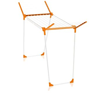 Sušák na prádlo Leifheit PEGASUS 150 Slim orange 81663 (4006501816634)