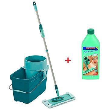 Set Leifheit Clean Twist extra soft M + Čistič na laminátové podlahy 1l (52038)