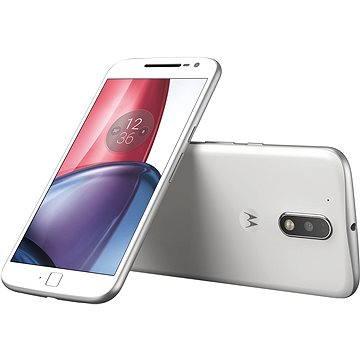 Lenovo Moto G4 Plus White (SM4378AD1N7) + ZDARMA Poukaz Elektronický darčekový poukaz Alza.sk v hodnote 19 EUR, platnosť do 28/2/2017 Poukaz Elektronický dárkový poukaz Alza.cz v hodnotě 500 Kč, platnost do 28/2/2017