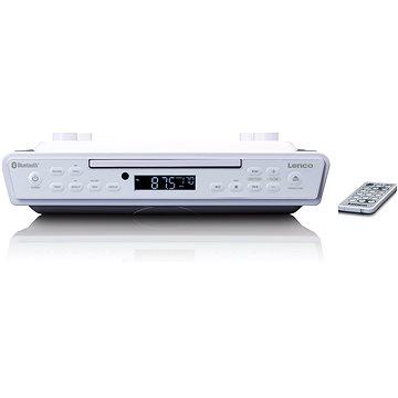 Lenco KCR-150 White (lkcr150)