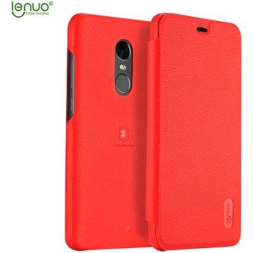 Lenuo Ledream na Xiaomi Redmi Note 4 LTE červený (472734)