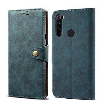 Lenuo Leather pro Xiaomi Redmi Note 8T, modrá (470829)