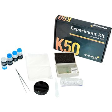 Levenhuk K50 Experiment Kit (66831)