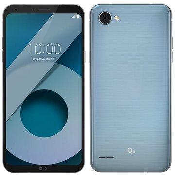 LG Q6 (M700N) Single SIM 32GB platinum + ZDARMA Digitální předplatné Interview - SK - Roční od ALZY