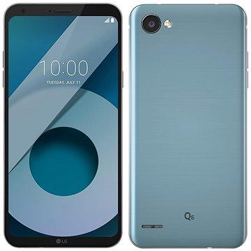 LG Q6 (M700N) Single SIM 32GB Ice platinum