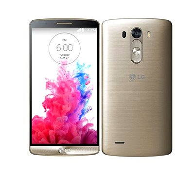 LG G3 (D855) Shine Gold 32GB (LGD855.ACZEKG)