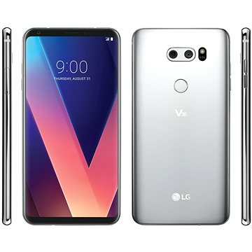 LG V30 ThinQ Cloud Silver (LGH930.APOCSV)