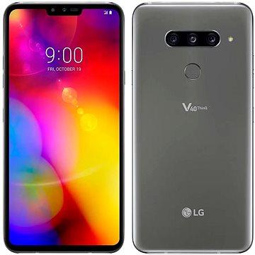 LG V40 ThinQ šedá