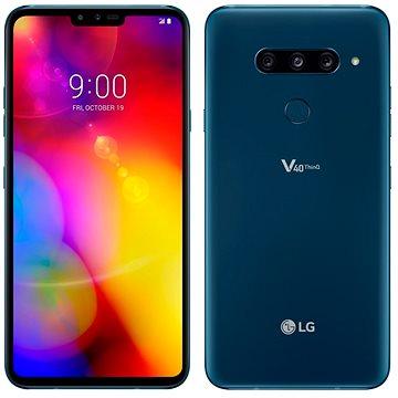 LG V40 ThinQ 128GB modrá