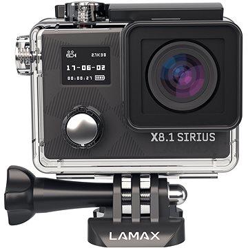LAMAX Action X8.1 Sirius (ACTIONX81)