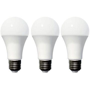 LEDMED LED žárovka 10W E27 neutrální 3ks