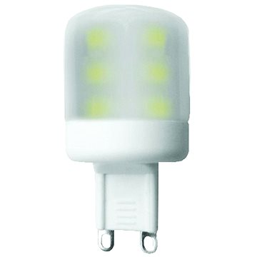 LEDMED LED kapsule 360 23LED G9 teplá (LM65104001)