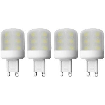 LEDMED LED kapsule 360 23LED G9 studená 4ks