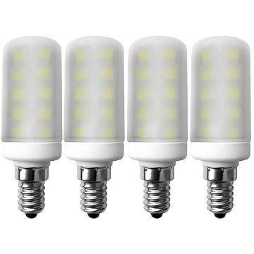 LEDMED LED kapsule 360 34LED E14 teplá 4ks