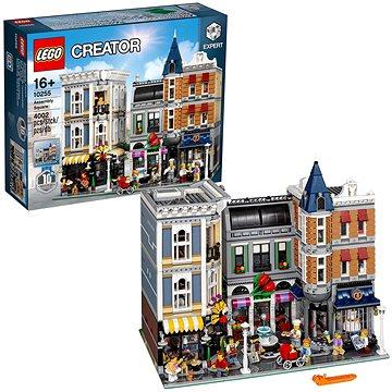 LEGO Creator Expert 10255 Shromáždění na náměstí (5702015865272)