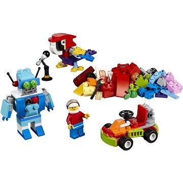 LEGO Classic 10402 Zábavná budoucnost (5702016176353)