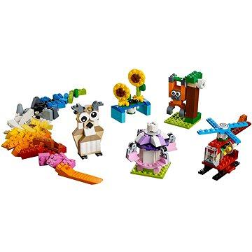 LEGO Classic 10712 Kostky a ozubená kolečka (5702016111347)