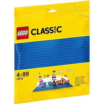 LEGO Classic 10714 Modrá podložka na stavění (5702016111927)