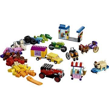 LEGO Classic 10715 Kostky na kolečkách (5702016111910)