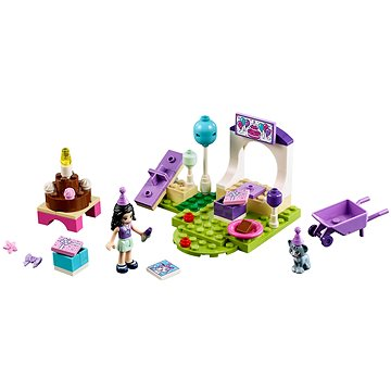 LEGO Juniors 10748 Emma a oslava pro mazlíčky (5702016092790)