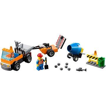 LEGO Juniors 10750 Silniční opravářský vůz (5702016092974)