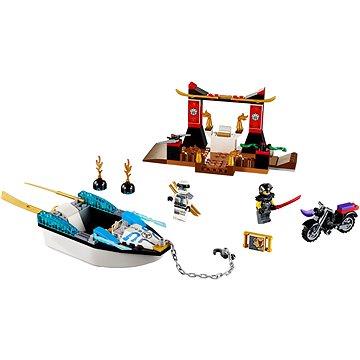 LEGO Juniors 10755 Pronásledování v Zaneově nindža člunu (5702016117349)