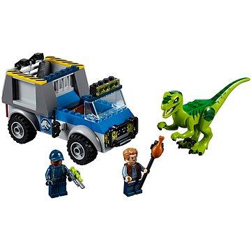LEGO Juniors 10757 Vozidlo pro záchranu Raptora (5702016117363)