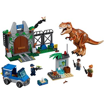 LEGO Juniors 10758 Útěk T. Rexe (5702016117578)