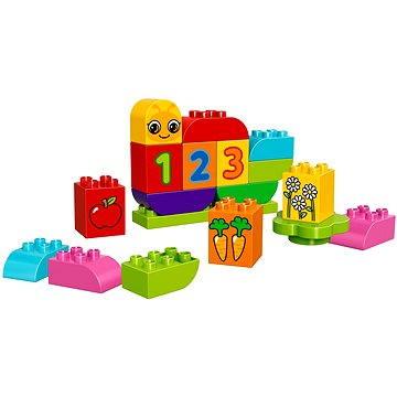 LEGO DUPLO 10831 Moje první housenka (5702015597555)