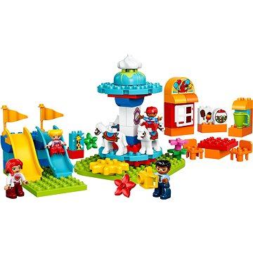 LEGO DUPLO Town 10841 Zábavná rodinná pouť (5702015869980)