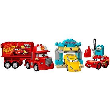 LEGO DUPLO Cars TM 10846 Kavárna Flo (5702015866620)