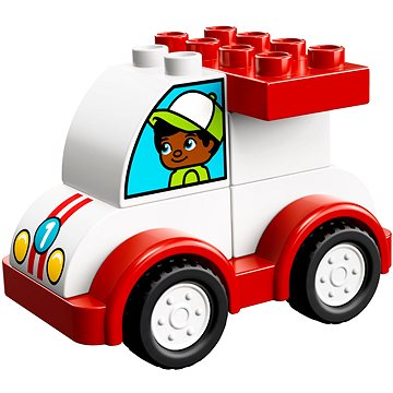 LEGO DUPLO My First 10860 Moje první závodní auto (5702016110852)