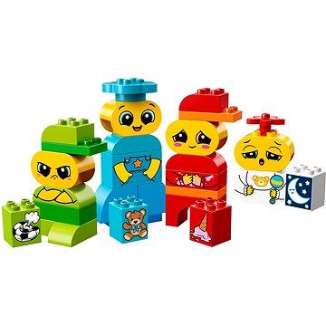 LEGO DUPLO My First 10861 Moje první pocity (5702016110869)