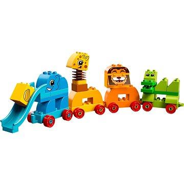 LEGO DUPLO My First 10863 Můj první box se zvířátky (5702016111385)