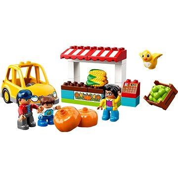 LEGO DUPLO Town 10867 Farmářský trh (5702016111958)