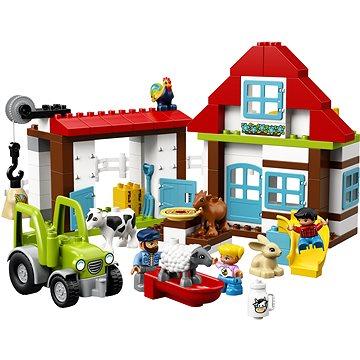 LEGO DUPLO Town 10869 Dobrodružství na farmě (5702016117202)