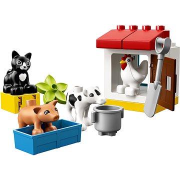 LEGO DUPLO Town 10870 Zvířátka z farmy (5702016111965)