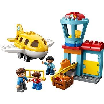 LEGO DUPLO Town 10871 Letiště (5702016117219)