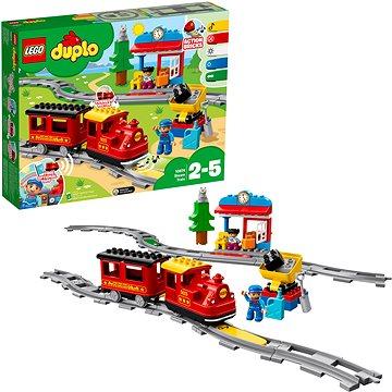 LEGO DUPLO 10874 Parní vláček (5702016117264)