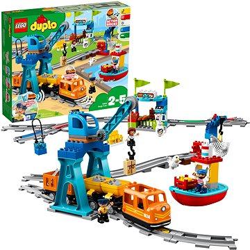 LEGO DUPLO 10875 Nákladní vlak (5702016117271)
