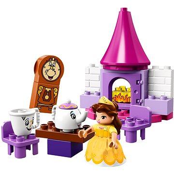 LEGO DUPLO Princess 10877 Bella a čajový dýchánek (5702016111392)